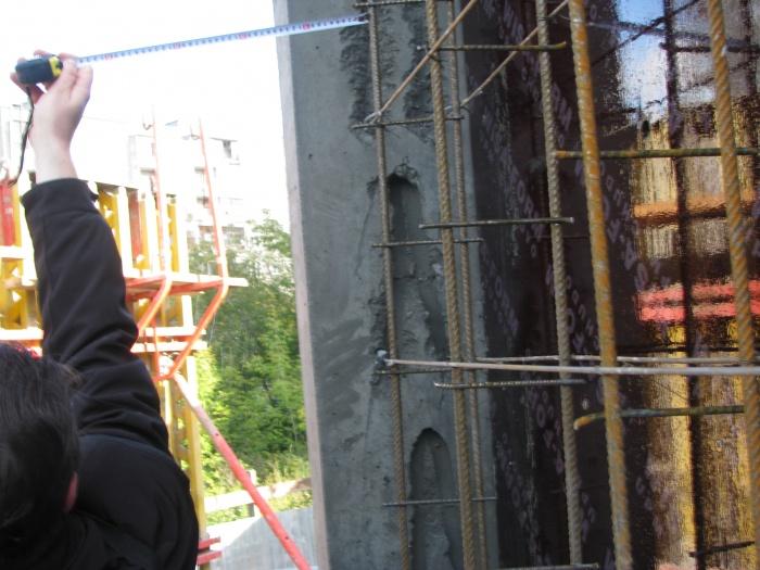 Измеритель защитного слоя бетона NOVOTEST Арматуроскоп
